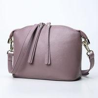 Women S Handbag Messenger Bag Genuine Leather 2016 Soft Bag Fashion First Layer Of Cowhide Shoulder