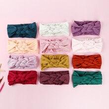 Морской узел нейлоновые оголовья, плетеные нейлоновые головные уборы, универсальный размер 27 цветов