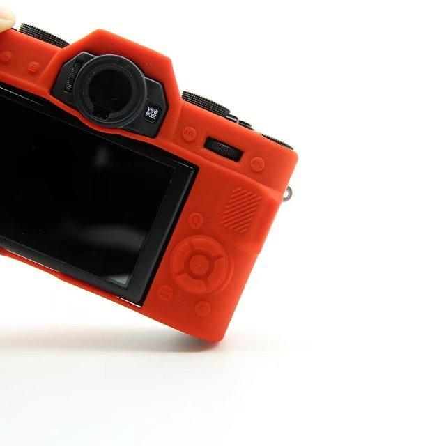 Étui en silicone dappareil photo housse pour Fujifilm X-T20 XT20 X-T10 XT10 XT30 XT-30 appareil photo en 4 couleurs, livraison gratuite étui en cuir