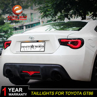 Car Styling Tail Lamp Case For Toyota GT86 Toyota 86 Toyota86 Tail Lights LED Tail Light