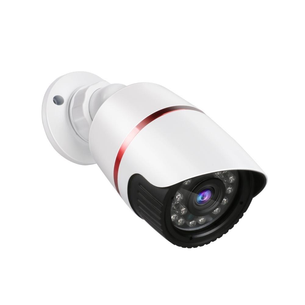 TMEZON AHD 2MP 1080P CCTV Security Camera Day Night Vision Video Outdoor Indoor Waterproof IR Bullet