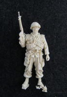 pre order (General quality version) 135 resin model of the U.S. Army resin soldiers