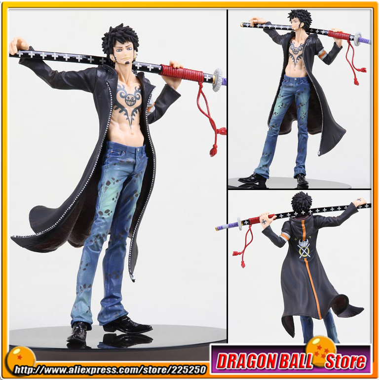 Japan Anime One Piece Original BANPRESTO Scultures BIG Zoukeiou 5 Vol.5 Complete Collection Figure - Trafalgar Law japan anime one piece original banpresto world figure colosseum bwfc zoukeiou vol 1 collection figure zoro