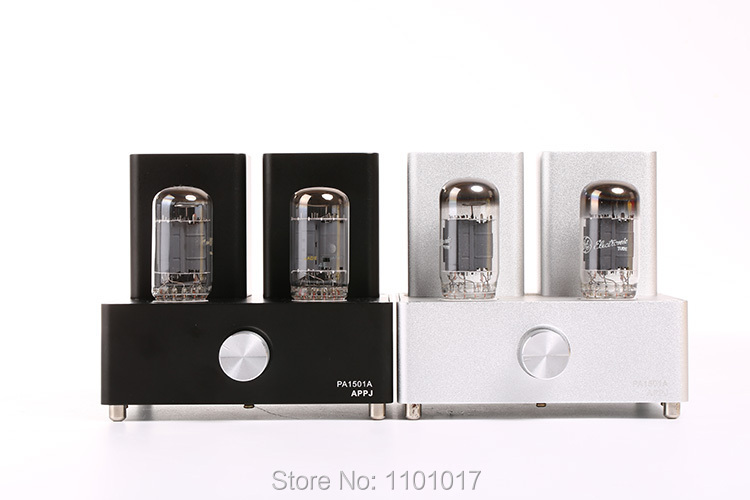 цена на APPJ PA1501A mini 6AD10 tube amplifier HIFI EXQUIS desktop New Voccum tube amp