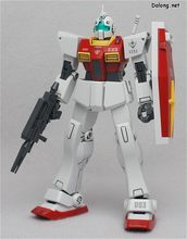 1/144 HGUC 108 Captain Model ReZEL Deformable GUNDAM Out of Print Rare Spot Action Figure Children's Assembling Toy Gift(China)