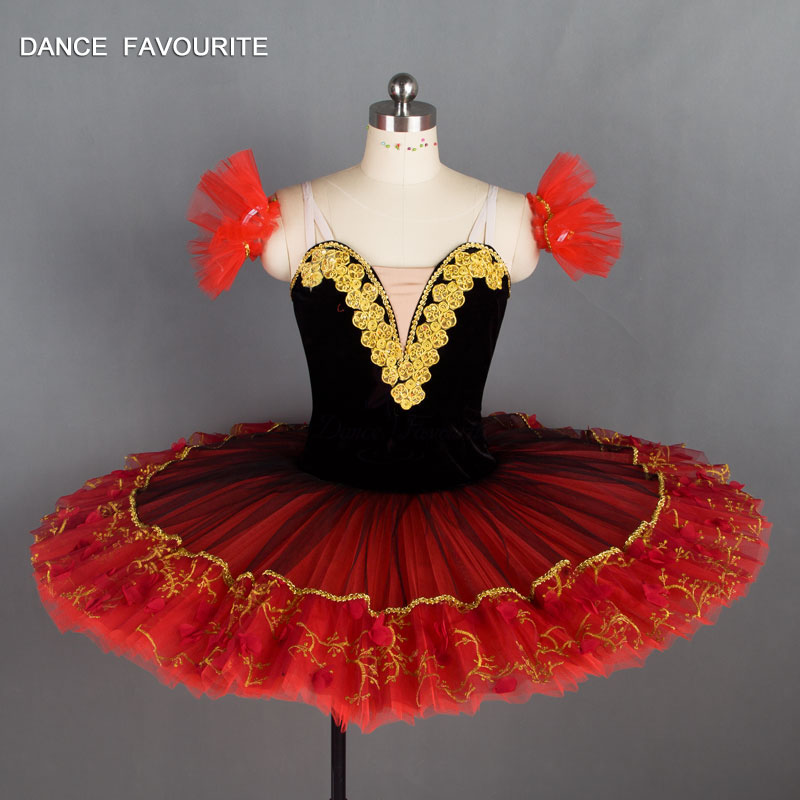Customer size made professional ballet tutu girl & women stage performance ballet cosutme ballerina dance costume tutu