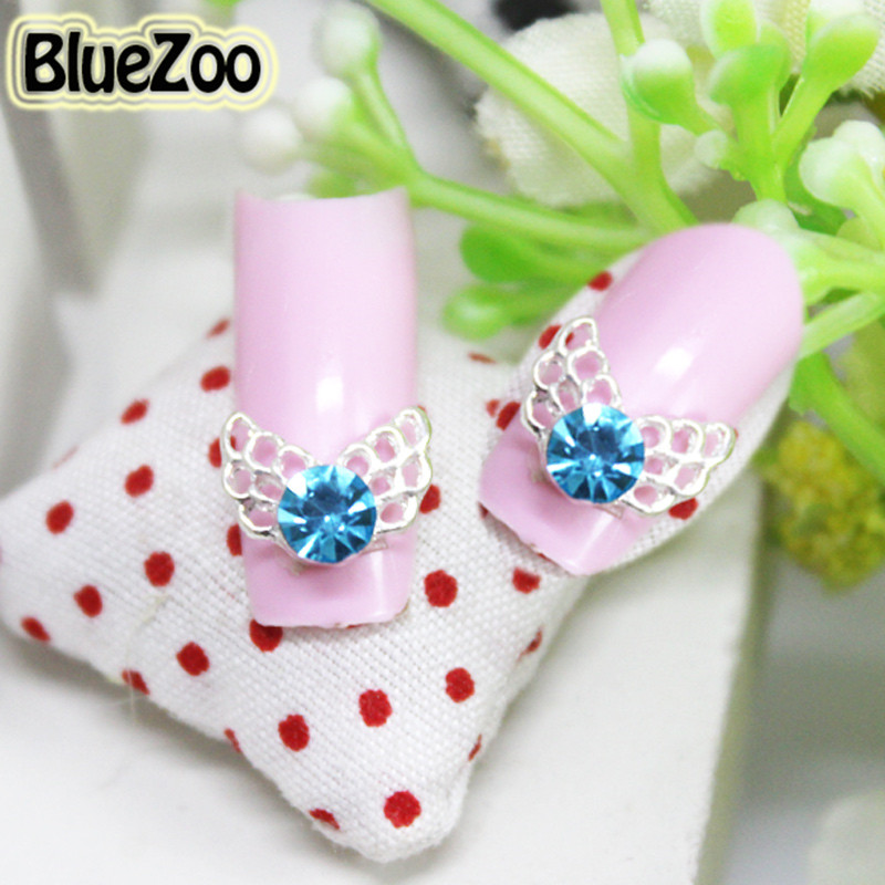 Buy Nail Art Angel Wings And Get Free Shipping On Aliexpress