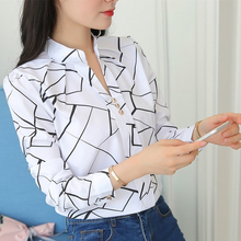 Women Tops And Blouses Office Lady Blouse