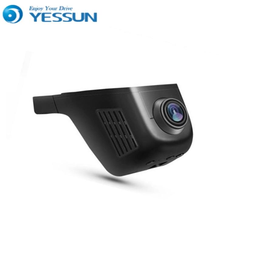 For Mazda CX-7 CX7 / Car Driving Video Recorder DVR Mini Control APP Wifi Camera Black Box / Novatek 96658 Registrator Dash Cam