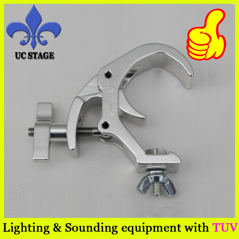TUV new quick rig clamp 50kg,40-52mm Dia stage light hook clamp