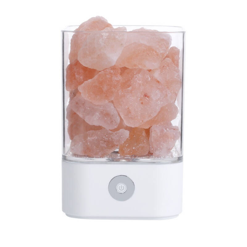 USB Crystal Light natural himalayan salt lamp Mood Creator led Air Purifier Mood Creator Indoor lava decorative table lamp bedsiUSB Crystal Light natural himalayan salt lamp Mood Creator led Air Purifier Mood Creator Indoor lava decorative table lamp bedsi