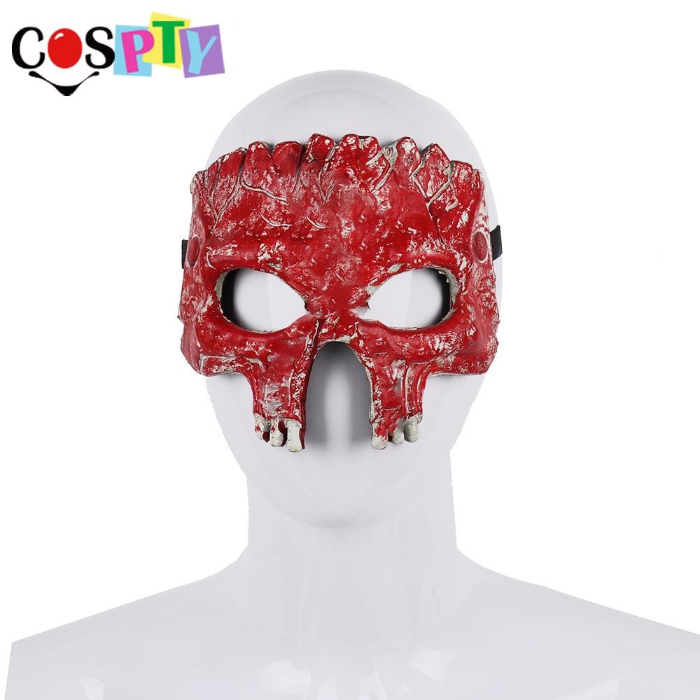Anzüge & Zubehör Cospty Tag Der Toten Carnaval Dia De Los Muertos Overlord Halloween Horror Scary Pu Schaum Brennen Mann Death Ritter Schädel Maske