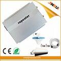 GSM 900 mhz Repetidor 80db Ganho 33dBm 900 Repetidor De Sinal de Telefone Celular Amplificador de Sinal de Telefone Celular Impulsionador de 5000Sqm cobertura