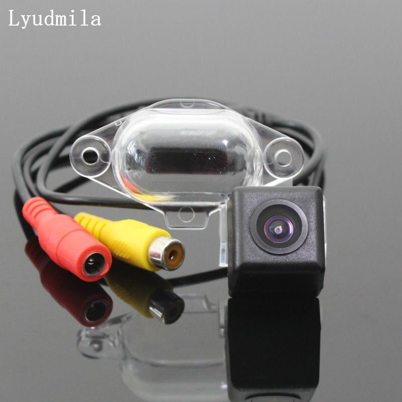 Lyudmila For Nissan X-Trail Xtrail X Trail T30 2001~2006 Rear View Camera / HD CCD Night Vision Parking Back up Reverse Camera цена