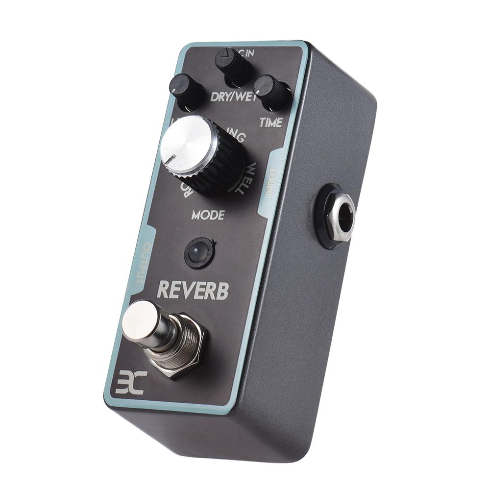 eno reverb mini guitar effect pedal true bypass magnalium alloy body guitar parts accessories. Black Bedroom Furniture Sets. Home Design Ideas