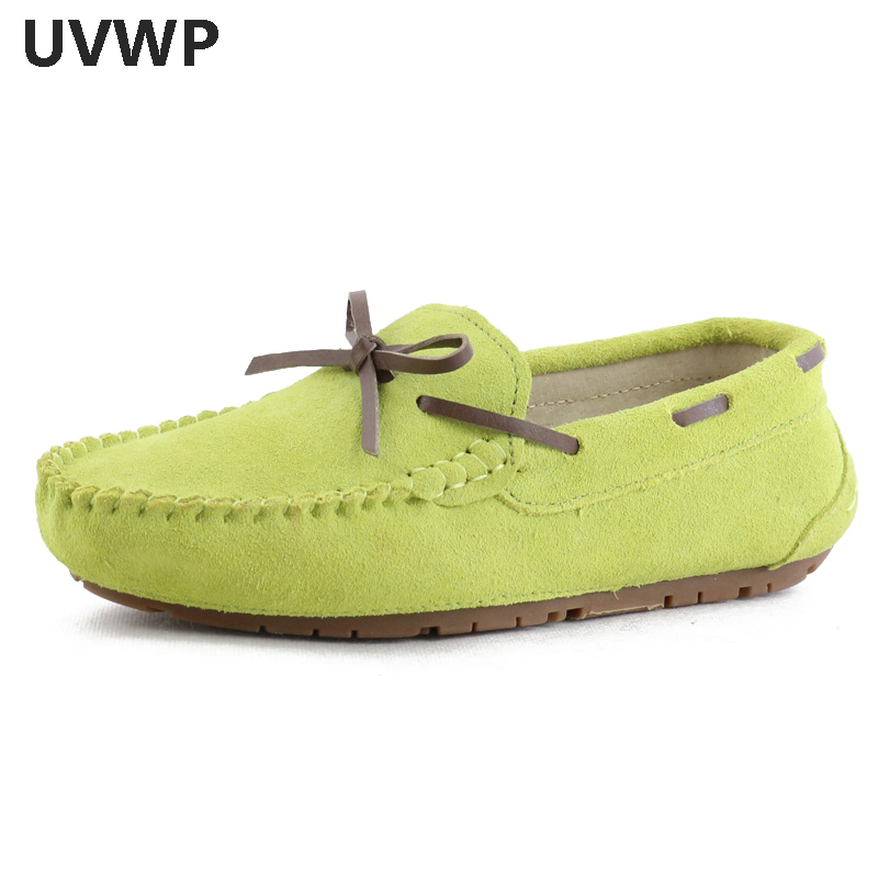 Women Shoes Genuine-Leather Brand New Summer Casual Driving High-Quality