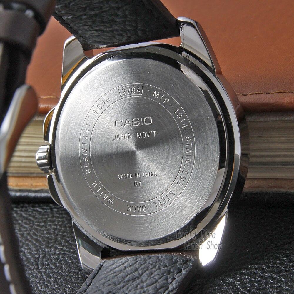 cc86ea84c9c3 Casio watch Analogue Men s quartz watch comfortable and convenient luminous  pointer watch MTP 1314-in Quartz Watches from Watches on Aliexpress.com ...