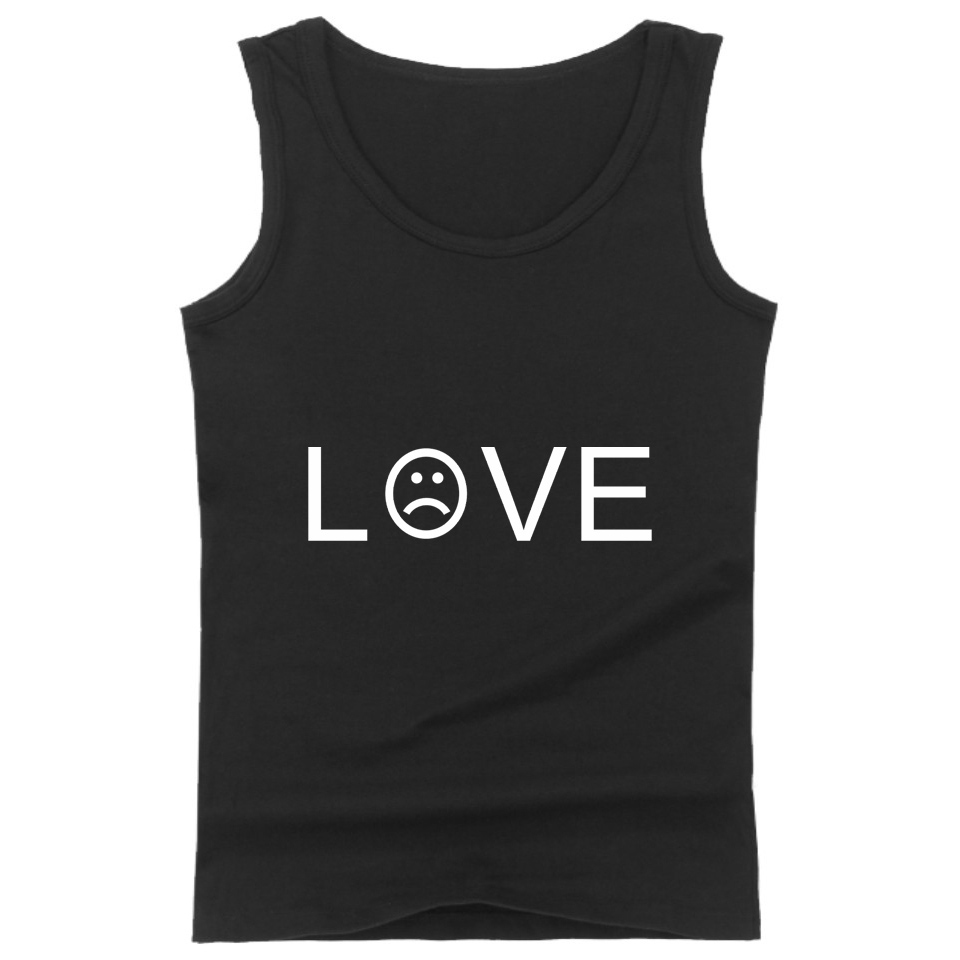 2018 Lil Peep R.I.P Summer Tank Tops Men/Women Hip Hop Sleeveless Workout Fashion Fitness Tank Top Men Casual Vests
