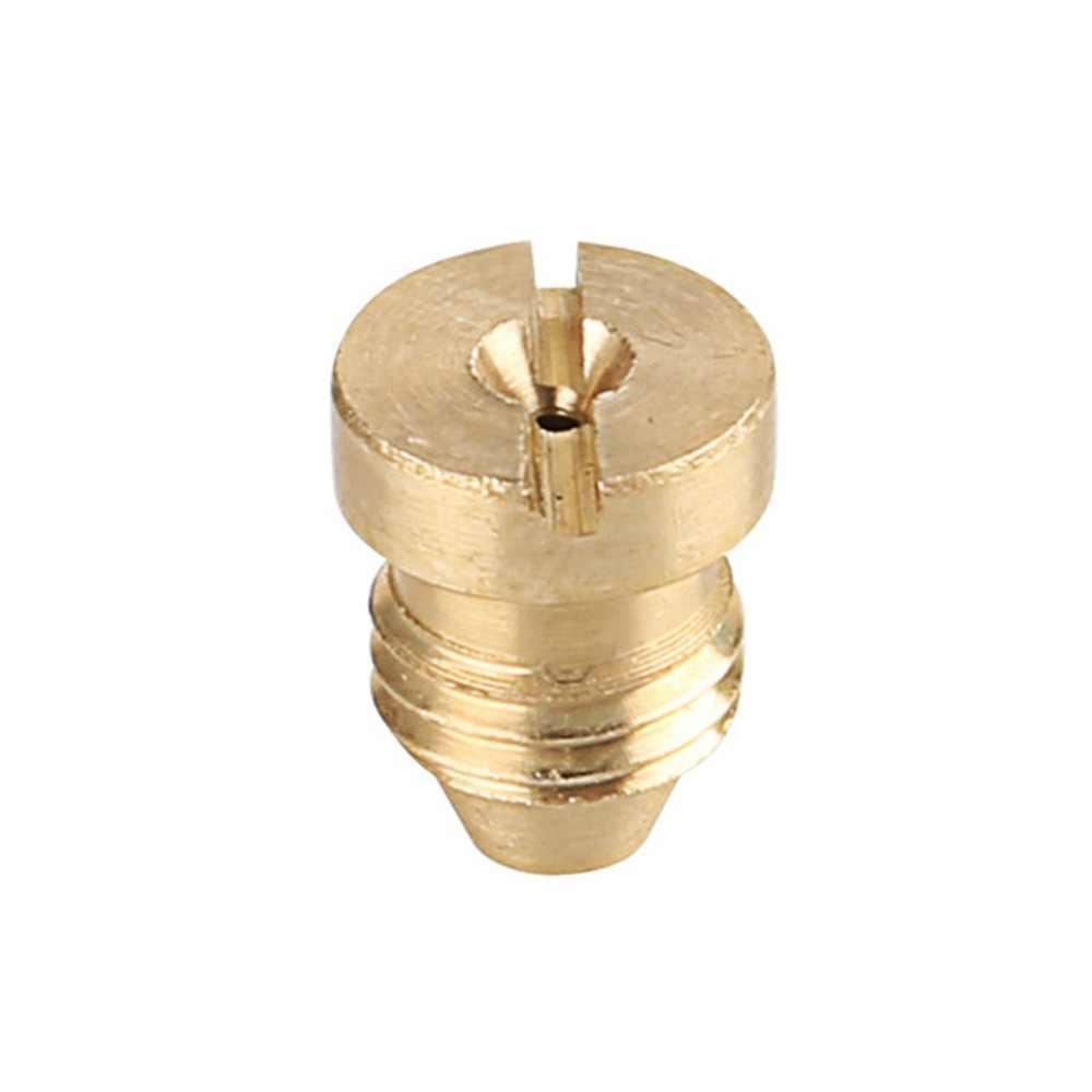 Hot Koop Schuim Pot Opening Mondstuk Tips, 1.1mm Schuim Generator Nozzles Voor Sneeuw Foam Lance Schuim Kanon Opening Mondstuk Tips @ Q