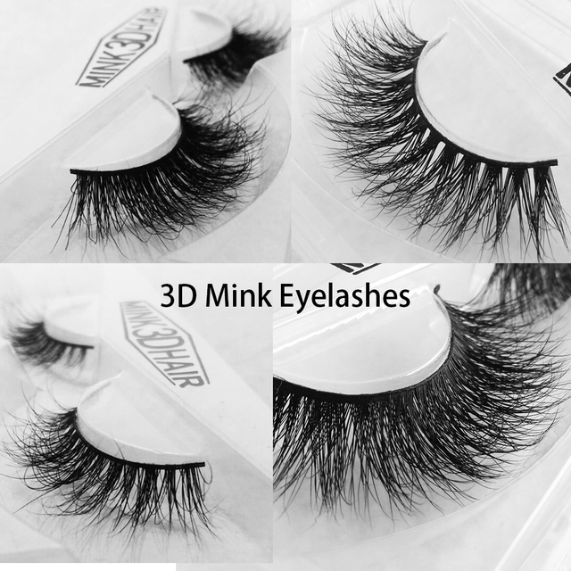 1f0acdf16d7 Sexy 100% Handmade 3D Mink Eyelashes Crossing Mink Lashes Hand Made Full  Strip Eye Lashes A01-A15