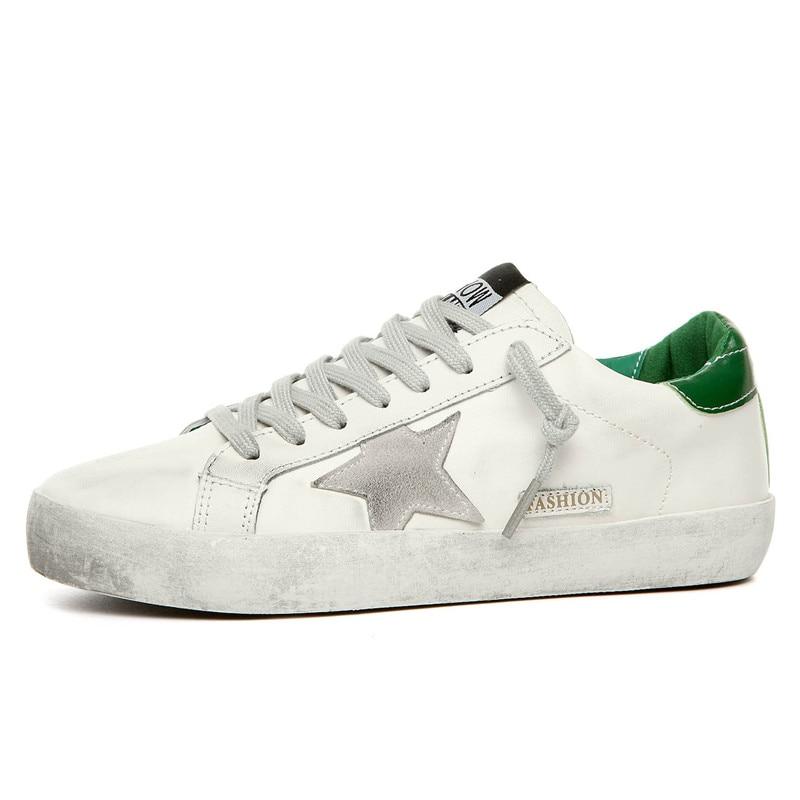 cd71a7cbde22fe Belle whitered Sports En Occasionnels Marque Reniflard Tous Designer Italie  Cuir whitegreen Chaussures Baskets Appartements Whiteblack ...