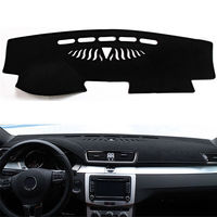 BBQ FUKA Dashboard Cover Dashmat Mat Pad Sun Shade Dash Board Carpet Fit For 06 15