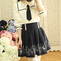 2016 verano un line faldas chicas kawaii anime sailor moon faldas mujer ropa de una sola pieza vestidos góticos faldas mujer linda