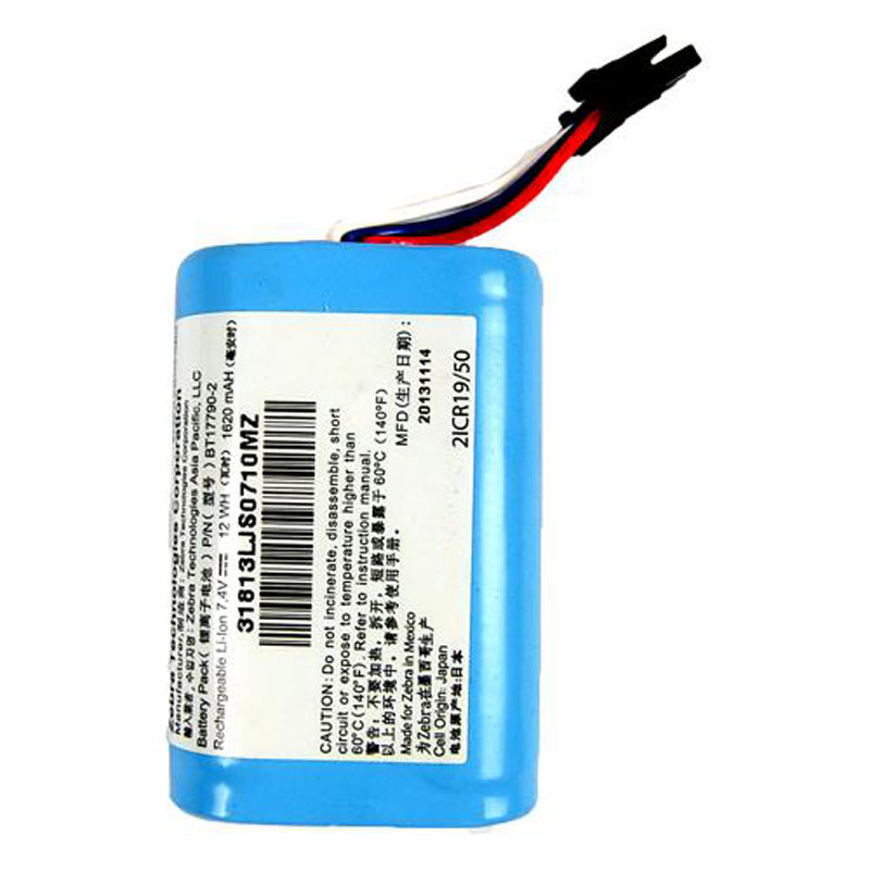1620mAh Imprimante Scanner Batterie Pour Zebra MZ220 MZ320 BT17790-1 BT17790-2 AK18353-1