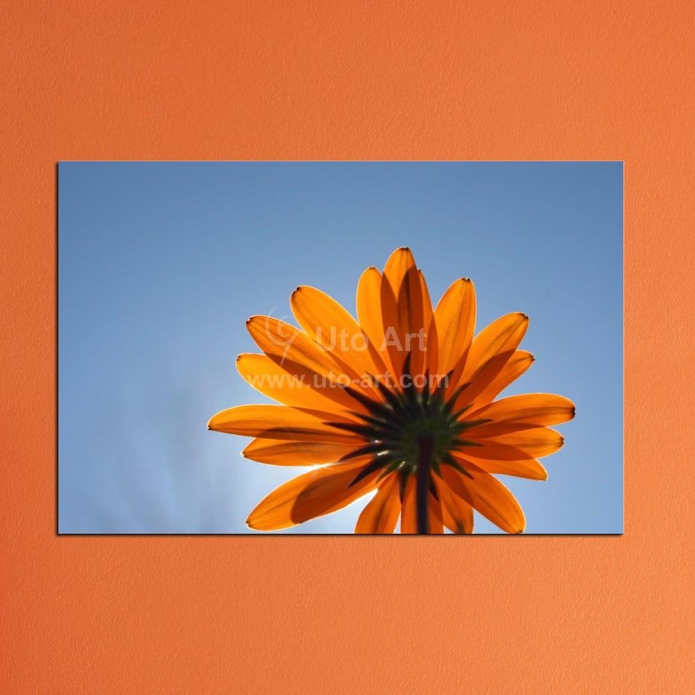 Oranje Canvas Schilderijen Promotie-Winkel voor promoties Oranje ...