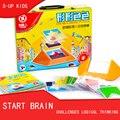 Цвет и Форма Головоломки Для Детей Обучение Мышление Создать Способность Распознавания Цвета Детей Раннего Образовательные Игрушки Детский Сад