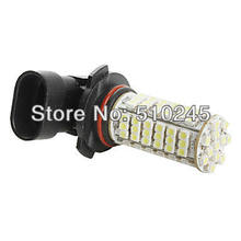 10x car led fog lamp 9006 HB4 102 led smd 3528 102smd led light bulb lamp WHITE Free shipping(China)