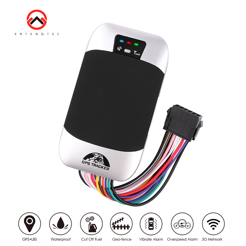 Gps-Tracker Alarm Relay Voice-Monitor Geo-Fence Car Shock Coban 303f Remote-Cut 2G Fuel