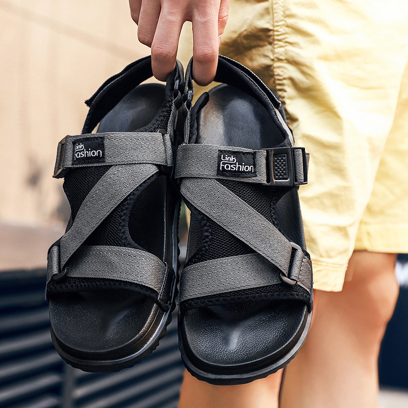Man Sandals 2018 New Summer Gladiator Men