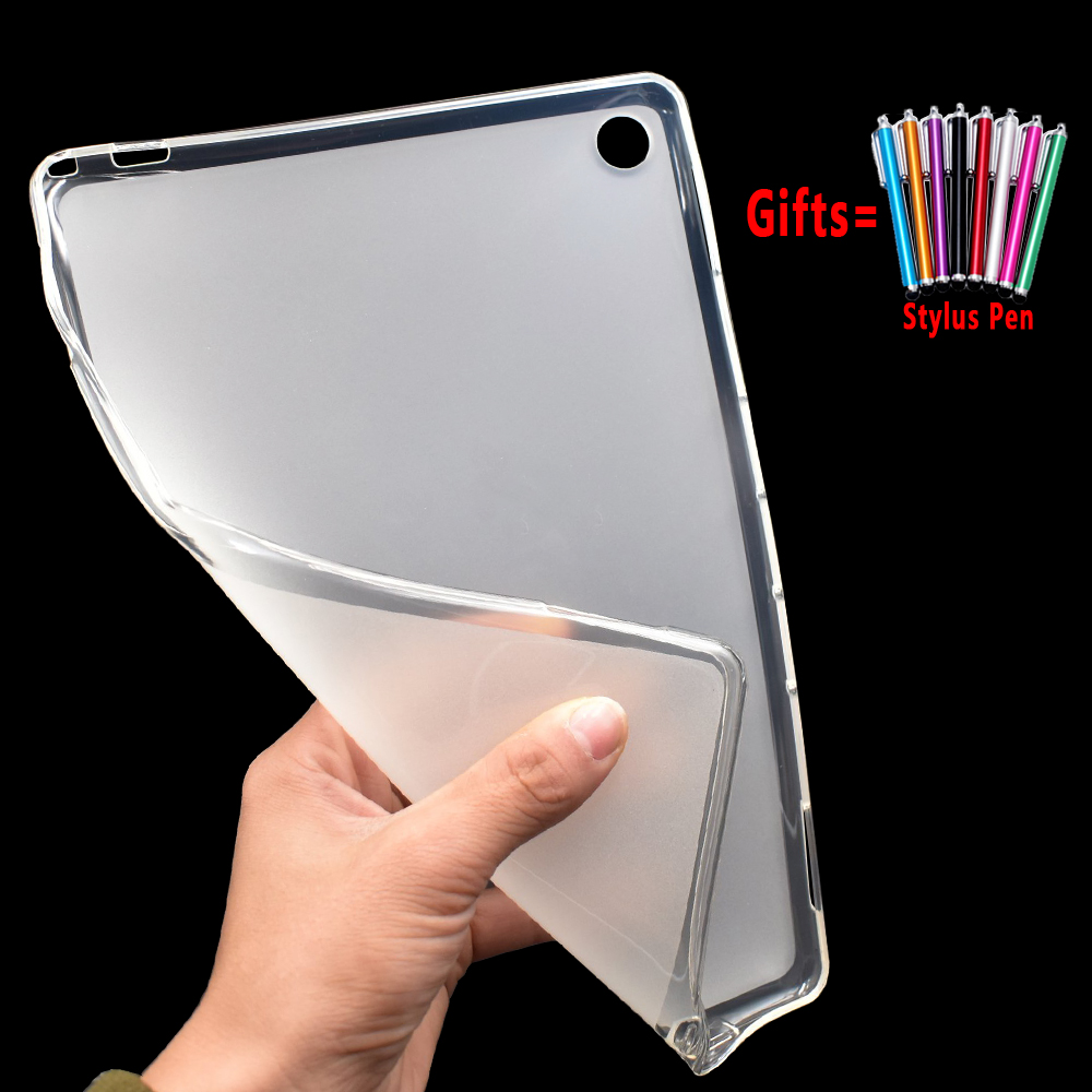Soft-Cover-Case Tablet Lite Huawei BAH2-W09 Mediapad M5 Silicon For 10-10.1-Bah2-w09/Bah2-l09/Bah2-w19/Funda