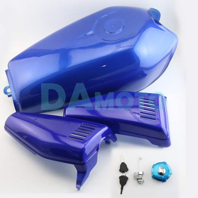 US $169 99 |For HONDA CG125 MOTORCYCLE GAS FUEL TANK BARE STEEL CAFE  RACER&PLASTIC COVER&TANKCAP-in Fuel Tank from Automobiles & Motorcycles on