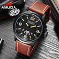 2016 Men Sports Watches Top Brand AMUDA Luxury Analog Display Quartz-Watch Military Wristwatches Relogio Masculino