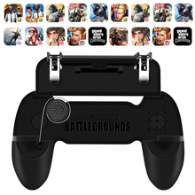 Get more info on the W11X Mobile Control Gamepad Gaming Controller Fire Game Controller Joystick Metal Trigger for Android IOS