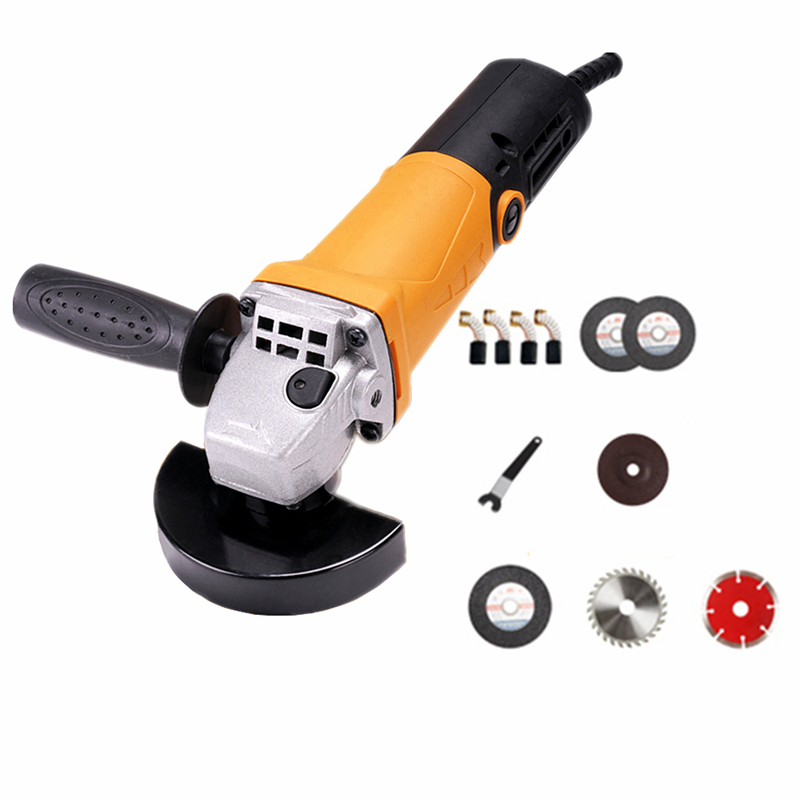 220v multifunctional electric angle grinder short handle stone tile brick wood glass plastic metal sheet cutting