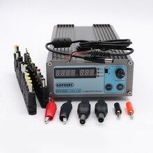 Небольшой объем CPS-6005 60 V 5A 110 V-220 V Компактная Регулируемый переключатель режима Цифровой Регулируемый переключатель ing DC Питание Мощность поставки