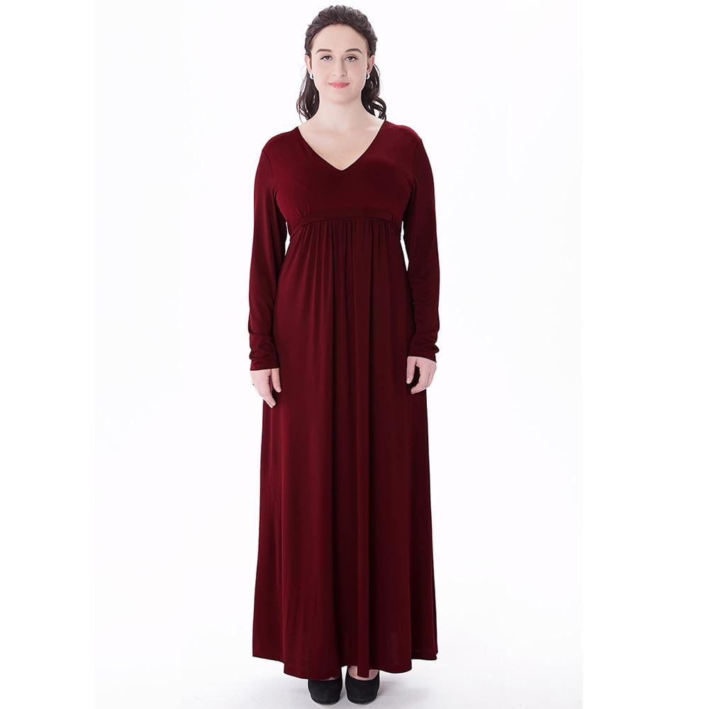 Long knit maxi dress