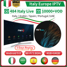 ITHDTV IPTV Italy Code France Arabic Portugal Turkey Spain HK1 MAX Android 9.0 BT Dual-Band WIFI IPTV Italy France Arabic IP TV ithdtv italy iptv france arabic spain ip tv hk1 mini android 9 0 4g 32g dual band wifi bt ip tv france italia iptv spain ithdtv