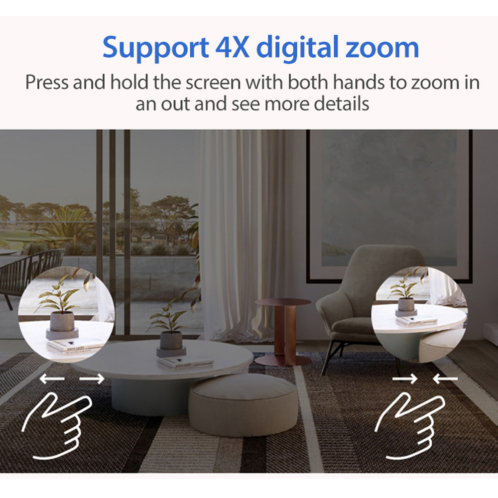 Seesii 1080P Cloud Storage Wireless PTZ IP Camera Speed Dome CCTV Security Cameras Outdoor ONVIF Two Way Audio P2P Camera WIFI in Surveillance Cameras from Security Protection