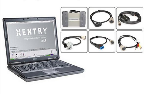 Prix pour Livraison DHL 2016 Hot MB star c3 avec un Ordinateur Portable de-ll d630 DAS logiciel HDD (12/2016) diagnostic Testeur-key Xentry générateur comme un cadeau