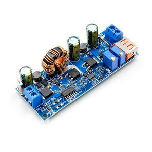 Image 2 - DC DC 2V 24V 3V 30V 80W USB Step UPโมดูลแหล่งจ่ายไฟboostปรับแรงดันไฟฟ้า 4A