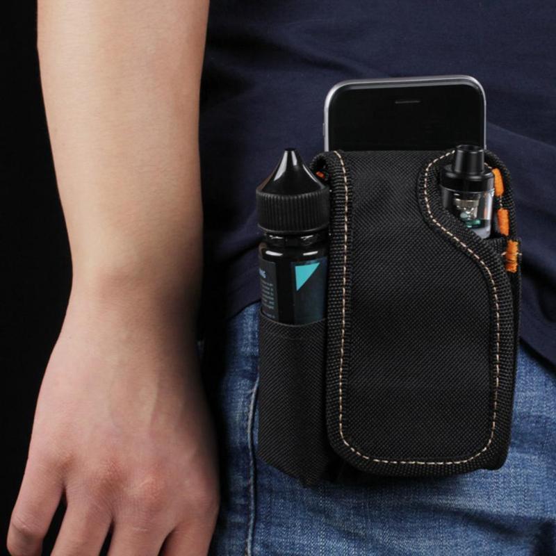 Electronic  Accessories Bag Hold Vape Battery Box Fashion Bag Electronic Cigarette Bag Vape Tool Bag for E Cigarette Vaporizer