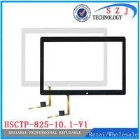 New 10.1 ''polegada Adequado para HSCTP-825-10.1-V1 tela caligrafia touch screen painel de digitador Peças de Reposição Frete Grátis