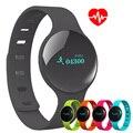 2016 Мода Спорт Bluetooth 4.0 Smart Watch Heart Rate Monitor Шагомер Фитнес-Трекер Умный Браслет Браслет для Android IOS