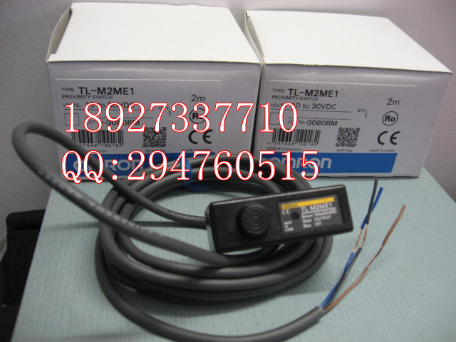 [ZOB] 100% brand new original authentic OMRON Omron proximity switch TL-M2ME1 2M [zob] 100 new original authentic omron omron level switch 61f gp n ac220v 2pcs lot