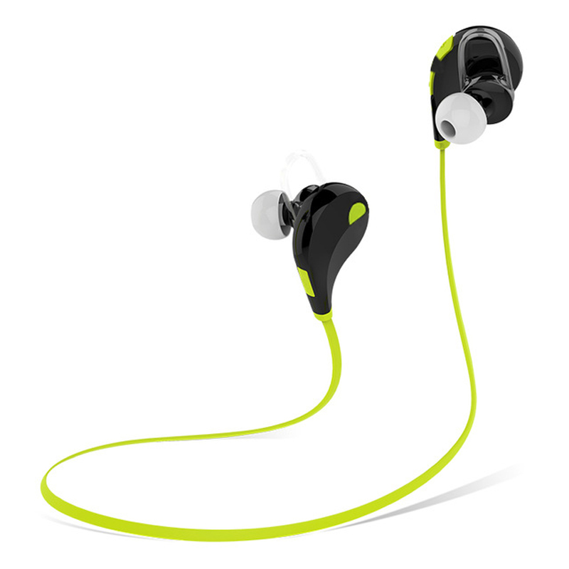2016 Sports Wireless Bluetooth Headphone Earphone With Built In HD Microphone High Fidelity Stereo Headset For