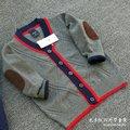 Niños niñas chaqueta de punto niña bebé suéteres de navidad niños niños cardigan chaqueta de punto para niñas tire fillette cachemire 9
